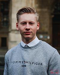 Schülersprecher Schülervertreter Tom Engelhardt Heinrich-Hertz-Gymnasium
