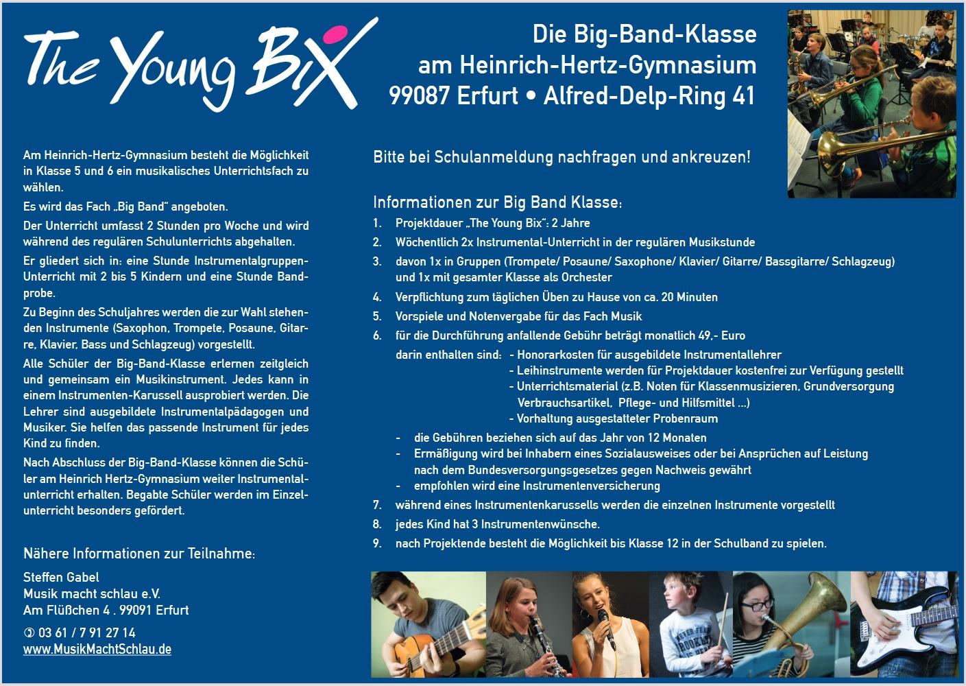 Big Band Klasse 5 und 6