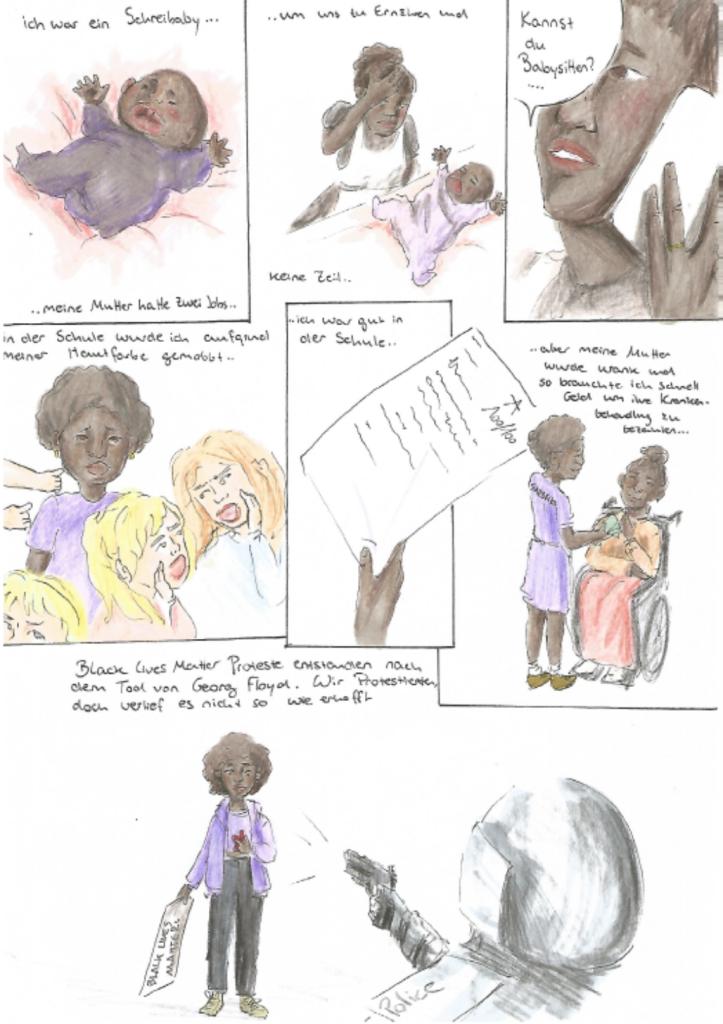 Comicreihe Teil 2
