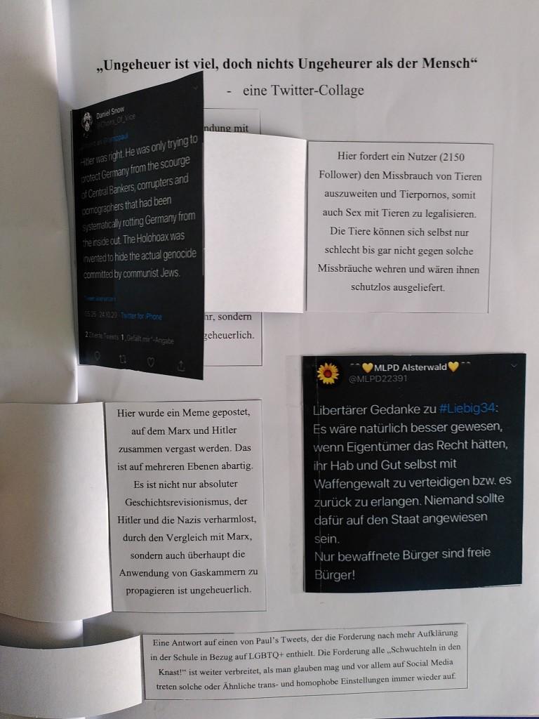 Twitter Collage Teil 2